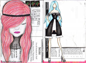 Louise Alice Jay Journal Pages 1