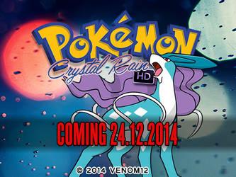 Pokemon Crystal Rain HD and Release Date! by Venom12314