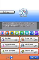 Pokemon Essentials DS 2.0 Sneak Peak 2 by Venom12314