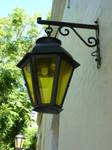 Hanging lantern stock
