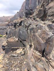 Stone wall by Aqua-Stock