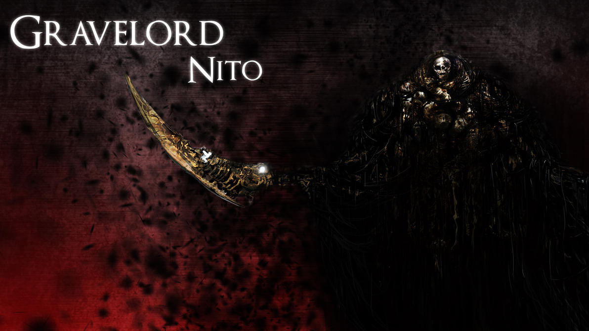 DarkSouls - GraveLord Nito (BG) by PixlNoise on DeviantArt