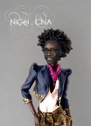 Don Chia Doll by AntonyC