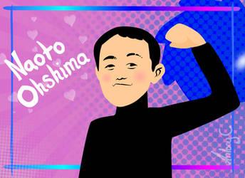 Naoto Ohshima by AntonyC
