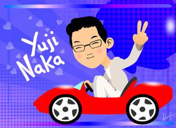 Yuji Naka by AntonyC