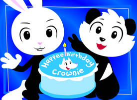 Happee Birthday Crownie by AntonyC