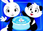 Happee Birthday Crownie