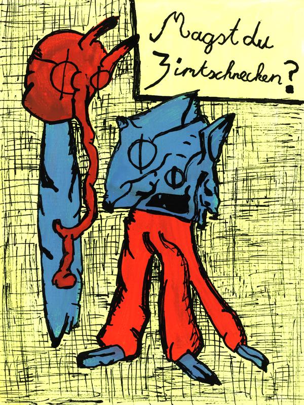 Die Gretchenfrage in der Postmoderne by SalvadorGoethe