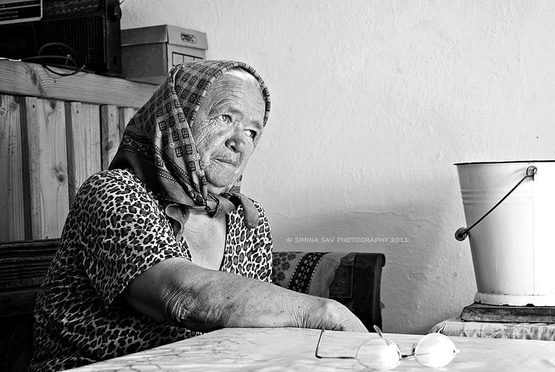 Woman in Romania by Simina31