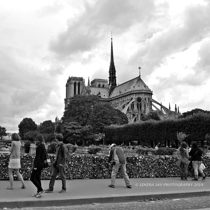 Notre Dame de Paris by Simina31