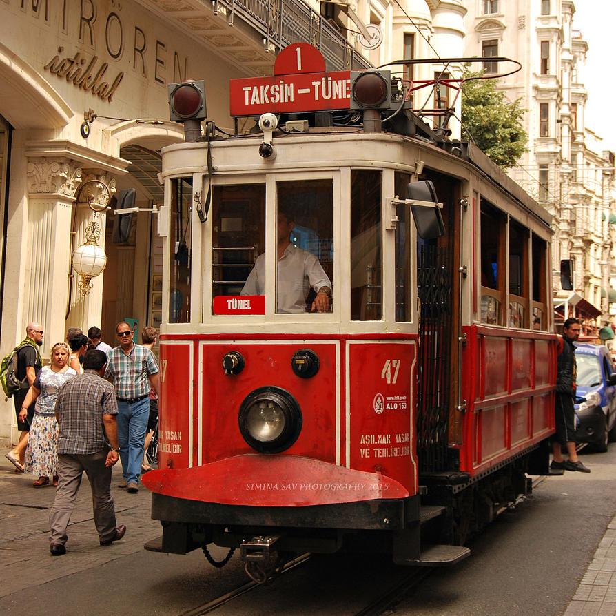 Nostalgic Tram by Simina31