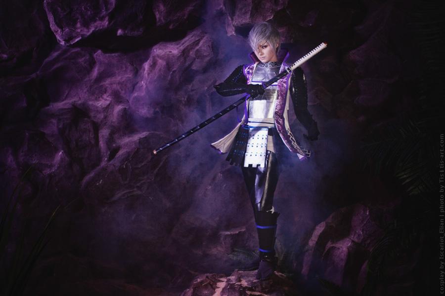 Ishida Mitsunari: Darkness by IscariotElian