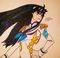 #269 Satsuki Kiryuin by MeowImAvery