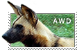 African Wild Dog ftw by MachatiStamps