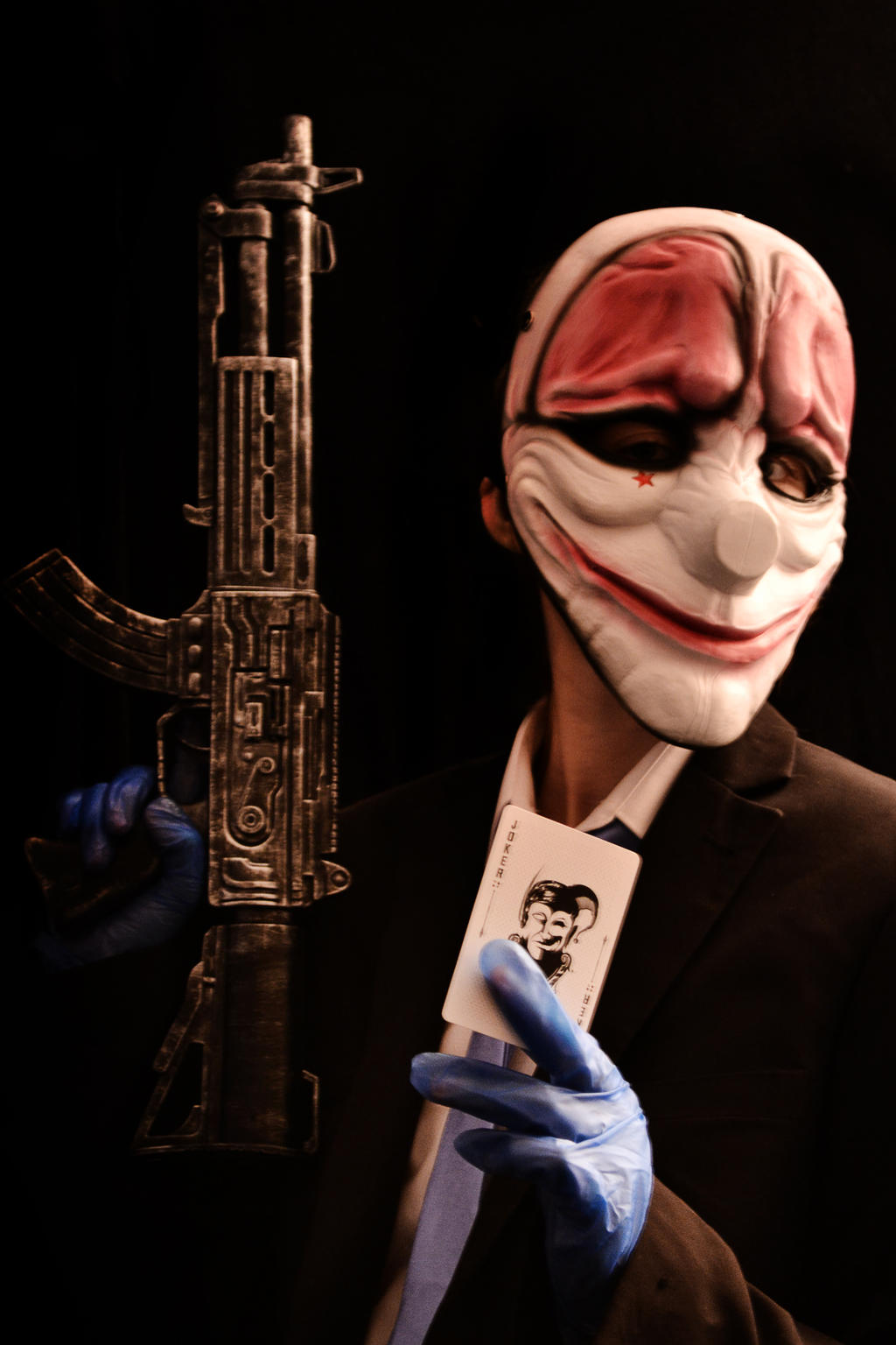 payday 2 how to become infamous