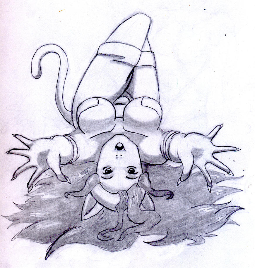cute felicia by valsiak