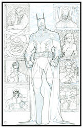 Batman and Rogues Gallery by sunny615