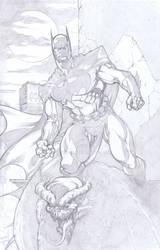 BatmanGargoyle by sunny615