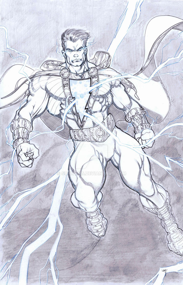 Black Adam by sunny615