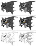 Digitizing the Batman