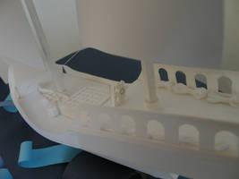 Paper Ship Detail 2