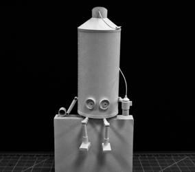 Buzzbot by RacheMc125