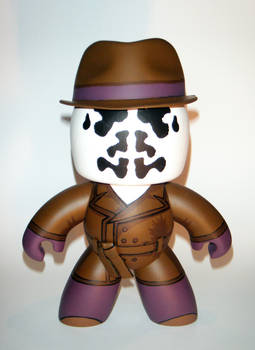 Mighty Muggs Rorschach Custom
