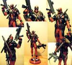 Deadpool Custom 12' Statue by JasonCasteel