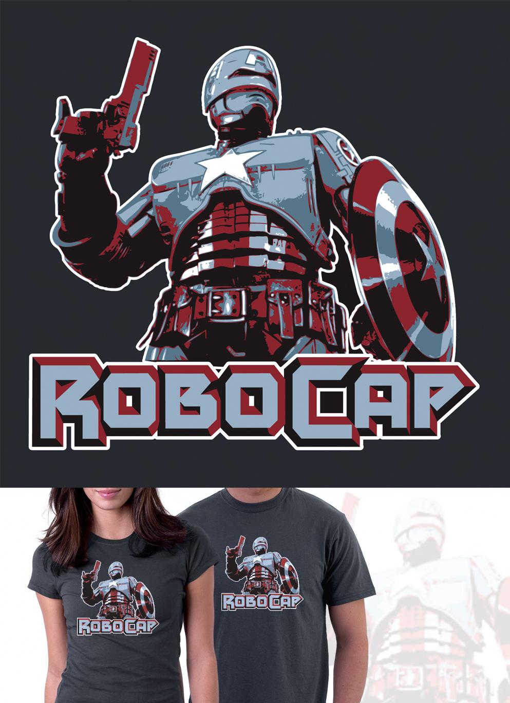 RoboCap by JasonCasteel