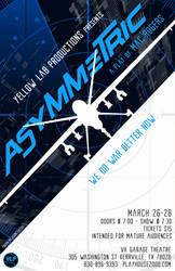 Asymmetric Play Poster