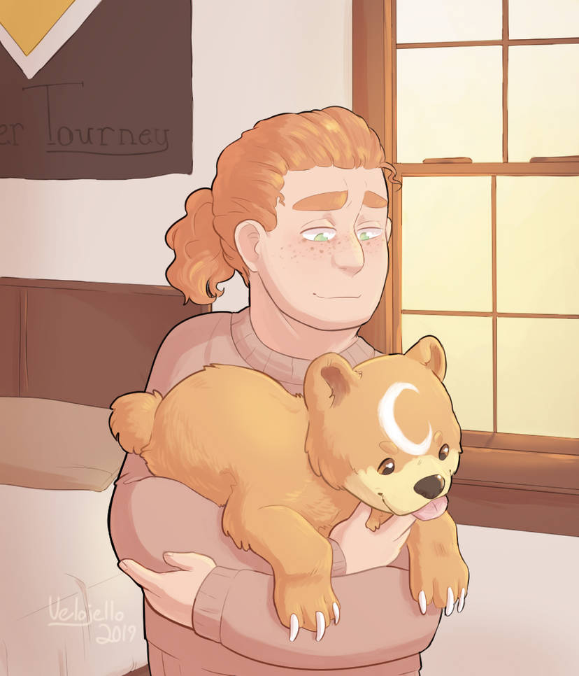 Teddy Bear by VeloJello