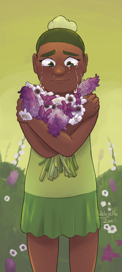 Smell The Flowers by VeloJello