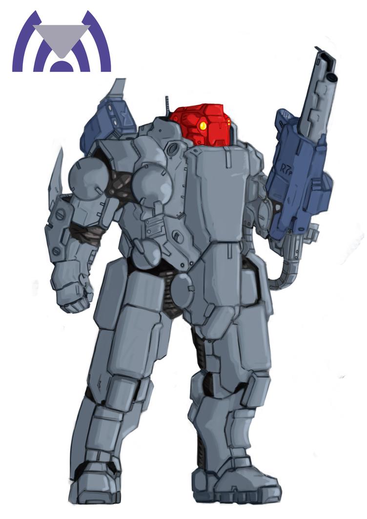 SR-M-3 Testudo by Keydan