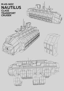 Nautilus transport cruiser
