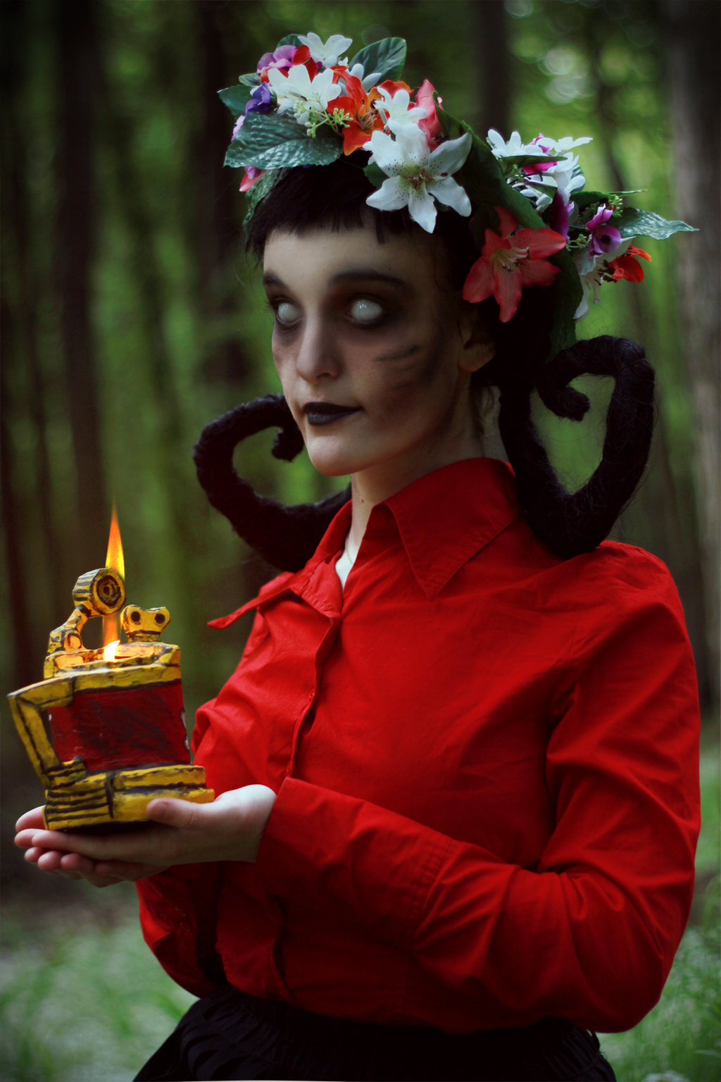 Willow- Don't Starve cosplay