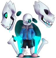 Sans Redraw by superhorse18
