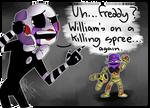Killing Spree [FNAF 2] by superhorse18