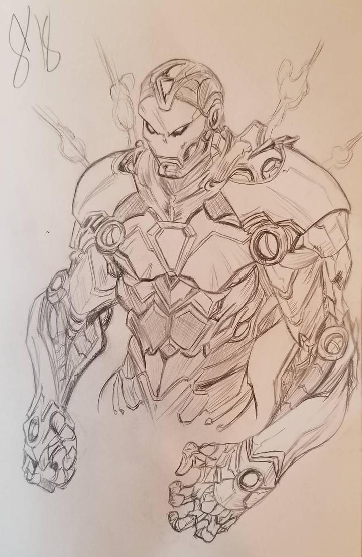 Ironman by andyosu20