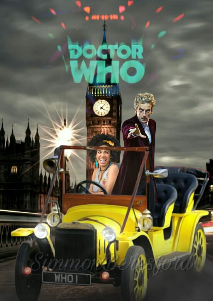 The Doctor Bill and Bessie by SimmonBeresford
