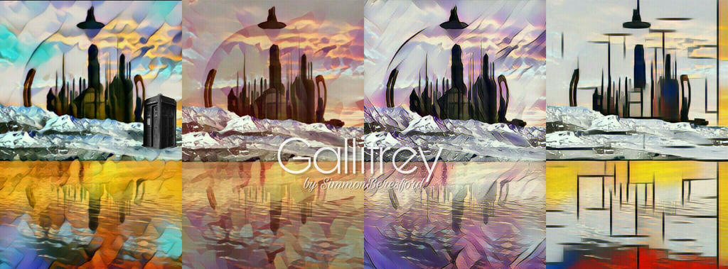Gallifrey by SimmonBeresford