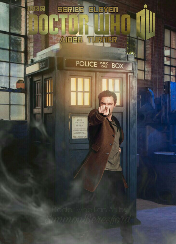 Doctor Who series 11 by SimmonBeresford