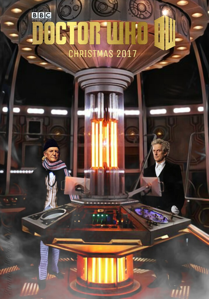 Doctor Who Christmas 2017 by SimmonBeresford