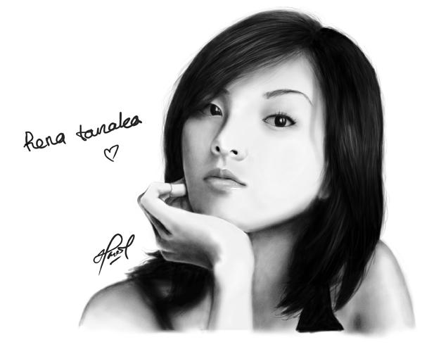 Rena Tanaka by H4nK0600