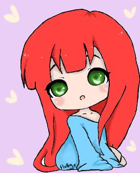 Chibi For Kayurita by BunnyGrey