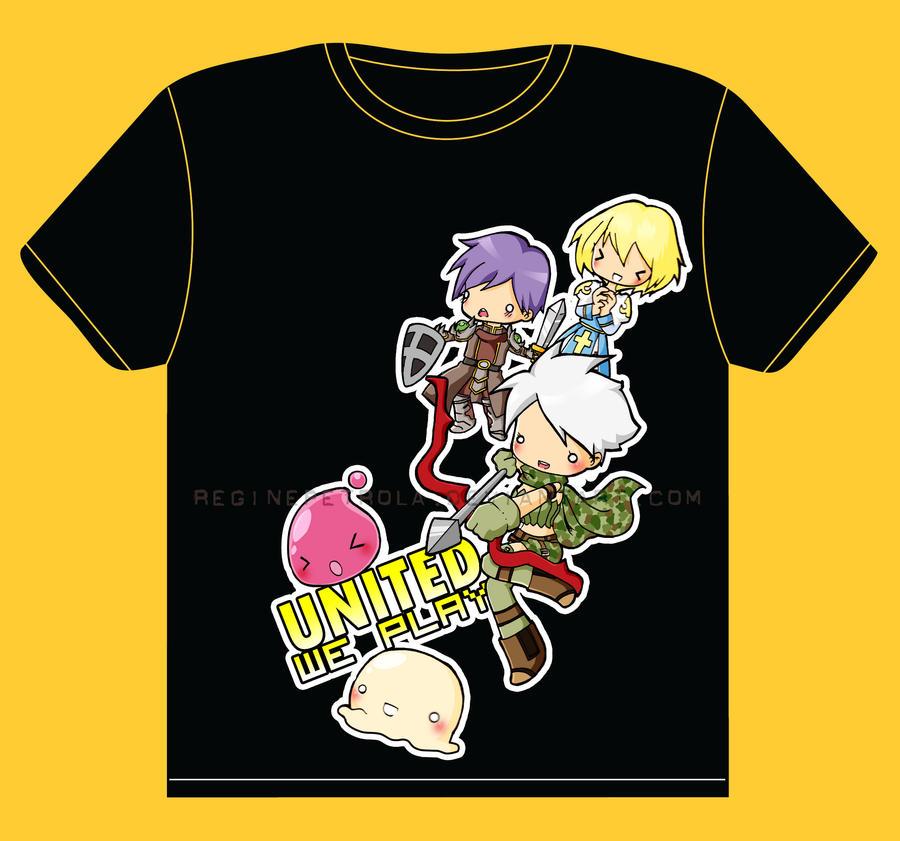 Ragnarok  Shirt Design Dagorhir