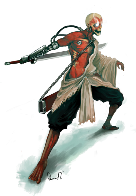 Last Bing Queries & Pictures for Tekken Yoshimitsu Unmasked
