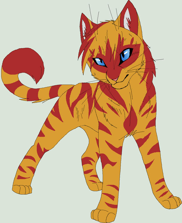 Warrior Cats Kit To Leader Bloodclan: Ripple Clan The Warriors In The Wild Warrior Cat Rp