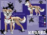 Kasara Character Sheet