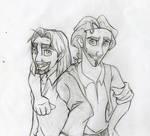 Tulio and Miguel