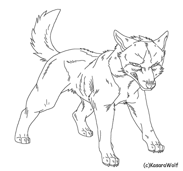 angry dog template by kasarawolf on deviantart